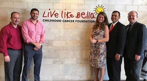 Live Like Bella Childhood Cancer Foundation